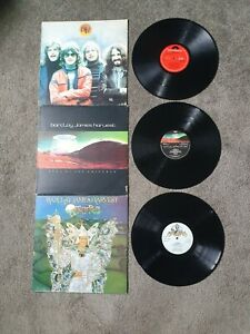 BARCLAY JAMES HARVEST OCTOBERON + EYES OF THE UNIVERSE + EVERYONE IS