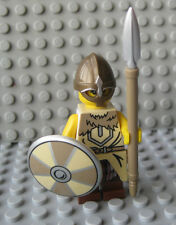 Lego Custom VIKING Raider WARRIOR Minifigure with Custom Weapons and Armor