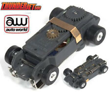 NEW Auto World Thunderjet T-Jet Ultra-G Complete Replacement HO Slot Car Chassis