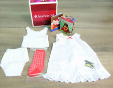 American Girl MOLLY'S UNDIES UNDERWEAR SET Socks Panties Slip Bobbie Pins BOX