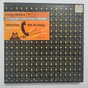 Sammy Kaye - Bells Are Ringing 7.5 IPS Stereo Reel To Reel Tape (1957 Columbia)