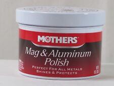 Mothers Car Care 05101 Mag & Aluminum Metal Polish Polishes WAX Waxes 10 oz
