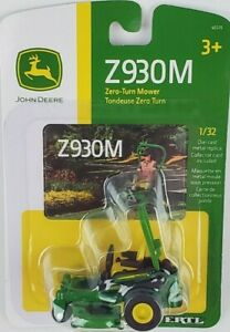 ERTL 1/32nd John Deere Z930M Zero Turn Mower
