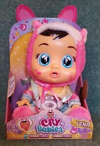 Cry Babies Lena Llama Limited Edition Doll NEW!