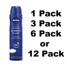 NIVEA PROTECT & CARE FOR WOMEN DEODORANT ANTIPERSPIRANT Spray 200ml