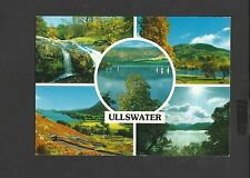 John Hinde Multi View Colour Postcard  Ullswater Lake District unposted