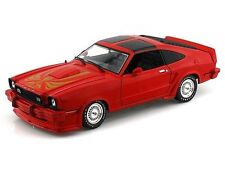1:18 GREENLIGHT AUTO DIE CAST FORD MUSTANG II KING COBRA 1978 ED.LIMITATA 12879