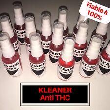 Lot 2 Sprays Kleaner Anti THC