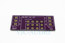 ALPS 16 Or 27 Type Universal Potentiometer Adapter Plate Mounting PCB Board 2PCS