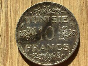 Tunesien Centimes - Franc verschiedene Jahre und Typen