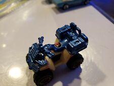 2012 diecast Jurassic Park Mattel ATV 4-wheeler