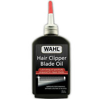 Wahl Hair Clipper Blade Oil 4 Oz Reduce Friction Corrosion Prevention New