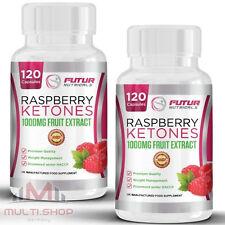 Raspberry Framboise Cétones pure 1000mg 240 gélules-top stärkest régime Bruleur de graisse