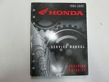 1999 2000 2001 2002 Honda CR80R CR85R RB Service Repair Shop Manual NEW