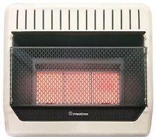 Procom Heating TV209323 30K BTU Nat Wall Heater 209323