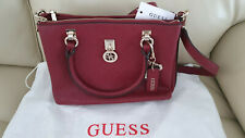 Guess Merlot Ninnette Handbag New With Tags