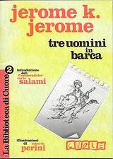 Jerome K. Jerome - Tre Uomini In Parca (La Biblioteca di Cuore)