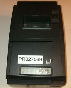 Star Model HSP 7000 Receipt Printer worked when taken out of service