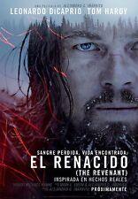 EL RENACIDO dvd