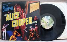 ALICE COOPER - THE ALICE COOPER SHOW UK LP WARNER BROS 1977 A1/B1 FIRST PRESS