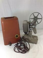 Vintage Revere Model 85 8mm Film Projector With Case