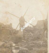 Foto West-Flandern-Middelkerke Windmill-Windmühle- 1.WK (f885)