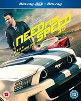 Need for Speed [Blu-ray 3D   Blu-ray] [2014]