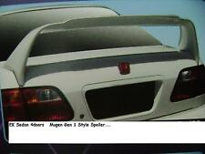 JDM Honda Civic EK sedan MUGEN Gen 1 HIGH type Wing Spoiler Sir ek4 ek9 96-00'