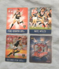 #D536. NRL 2011 RUGBY LEAGUE SWAPZ TAZOS -  SYDNEY ROOSTERS