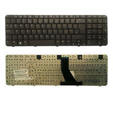 UK New HP Compaq CQ70 G70 Series 485424-031 MP-07F16GB-442 Keyboard Laptop Black