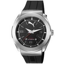 PUMA Herren-Armbanduhren mit 12-Stunden-Zifferblatt für Erwachsene