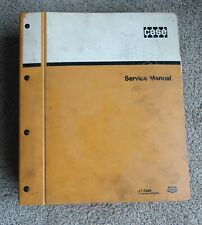 Case 310G 350 Crawler Loader Service Manual w/ Oem Binder - 9-99774 Dec. 1975