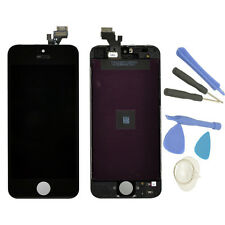 Black LCD Display Touch Screen Digitizer Assembly Replacement For iPhone 5 5G