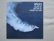 CARTE POSTALE POSTCARD ARMEE DE L'AIR EQUIPE DE VOLTIGE EVAA EXTRA 330 TOKUNAGA