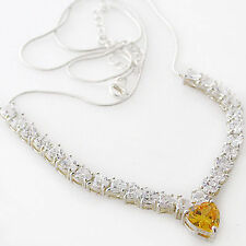 Unbranded Silver Plated Choker Fashion Necklaces & Pendants