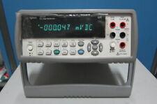 Agilentkeysight 34410a Digital Multimeter 6 Digit