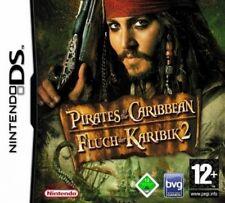 Nintendo DS 3DS FLUCH DER KARIBIK 2 * DEUTSCH Pirates of Caribbean Top Zustand