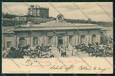 Roma Frascati Stazione cartolina QK4096