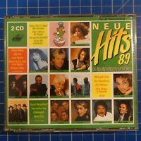 Neue Hits '89 Die internationalen Superhits Ariola 353442 CD1