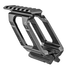 Fab Defense Universal Aluminum Picatinny Rail Scope Mount for Pistol Handgun USM