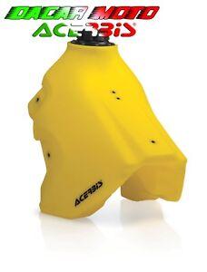 Depósito Amarillo 14 Litros Suzuki Dr 400Z 2006 2007 2008 2009 2010 2011 ACERBIS