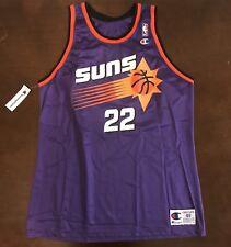 599802bbf93 Rare Vintage Champion NBA Phoenix Suns Danny Ainge Basketball Jersey