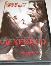 Hexenjagd - VHS/Drama/Daniel Day-Lewis/Winona Ryder/FOX