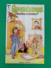 Goosebumps Monsters at Midnight #1 1:10 Cat Farris Variant IDW 2017