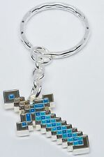 Minecraft Diamond Sword Keychain OFFICIALLY LICENSED. RETAIL PACKAGE.