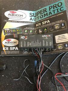 Autocom super pro automatic dual kit, used