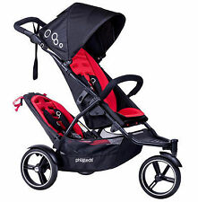 phil&teds Jogger Pushchairs & Prams from Birth
