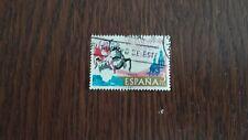 sello usado VII centenario patronazgo de San Jorge en Alcoy, edif. 2315 año 1976