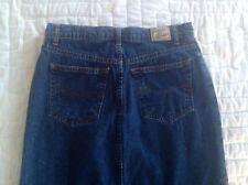 Paris Blue Denim Skirt Size 5 Modest