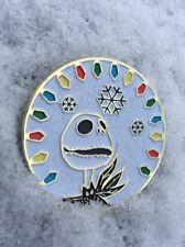 Nightmare Before Christmas Jack Skellington Enamel Pin